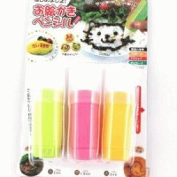 Jual Food Drawing Pen Decorating For Bento Tools (isi 3) Murah