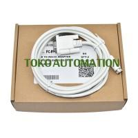 PC-FP1 PCFP1 Programming Cable adapter for Nais Panasonic FP1 PLC PB81