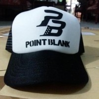 TOPI POINT BLANK - MARTCH CLOTHES ID 01