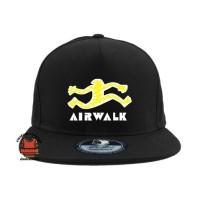 SNAPBACK AIRWALK / BLACK