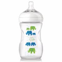 Jual MURAH Avent Natural Botol Susu - 260 ml - Elephant Gajah BPA Free Murah