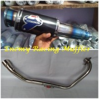 Knalpot Racing Termignoni GP YAMAHA R15 / Vixion / Old / New / Advance