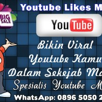 Yuotube Likes Murah Real Human, Cara Jualan di Youtube Cepat Ngetop !