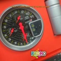 Tachometer Type-r 4in1, Tachometer Typer 5inch Limited