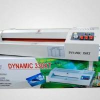 harga Mesin laminating Dynamic 330 XT Tokopedia.com