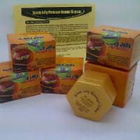 Honey Jelly NEW ORIGINAL 100% Massage Cream 2 Logo Bpom CREAM PUTIH SU