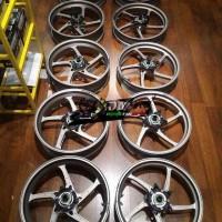 harga Oz Racing Velg Gass Rs-a Honda Cbr1000rr Silver Titanium Annodyzed Tokopedia.com