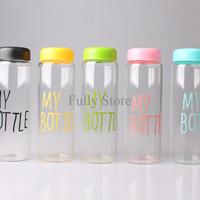 Jual Tritan My Bottle Infused Water / Botol Minum Plastik Tritan Berkualita Murah