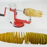 Jual Spiral Potato Slicer / Chips / Pengiris / Pemotong Kentang Spiral Murah