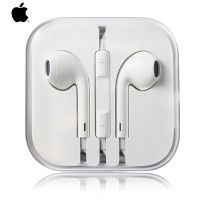 Headset Handsfree Earphone Earpod iPhone 5 ,5S & 5C Apple Ori 100%