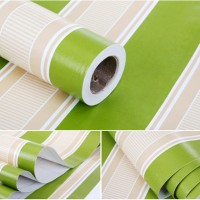 Wallpaper Sticker Premium 10 Meter - Hijau Elegan