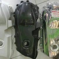 harga Cover Tutup CVT Motor Matic Honda Beat,Scopy Variasi Carbon Tokopedia.com