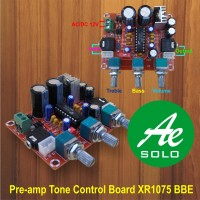XR1075 BBE Tone Control Board Digital Audio Processor Pre-amp