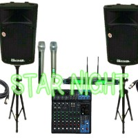 Harga paket sound system bmb yamaha outdoor indoor 15 inch | Pembandingharga.com