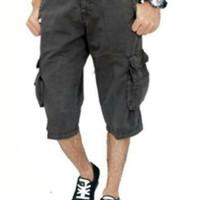 Jual Celana Cargo Pendek/Size 27-38/Bahan Kanvas High Quality Murah