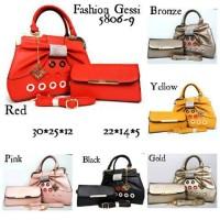 Tas Fashion Gessi Pita 2 In 1 Plong 5806-9