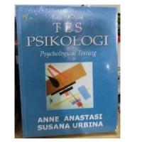 Tes Psikologi (Edisi 7) oleh Anne Anastasi, Susana Urbina