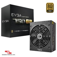 PSU EVGA SuperNOVA 750G2 | 80 Plus Gold | Full Modular | Grnsi 10 Thn