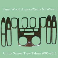 harga Panel Wood Avanza Tokopedia.com