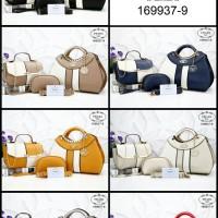 PRADA LUXURY CULTURE 169937-9 BAG FASHION WANITA TAS IMPORT CEWEK