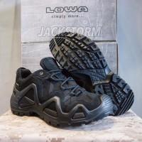 LOWA Zephyr GTX LO TF (Black)