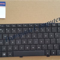 Keyboard Notebook Laptop HP Compaq Presario CQ42, G42 Hitam ORI