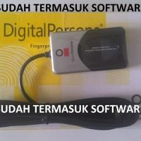 Fingerprint Scanner Digital Persona - U Are U 4500 + Software Absensi