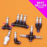 Jual Nozzle Kabut Putih (Filter) 0,3mm Slip Lock Murah