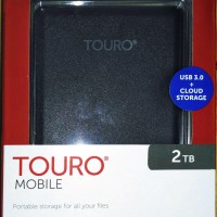 PROMO!!! HGST Touro Mobile 2TB USB 3.0 / 2 TB / Harddisk External