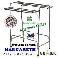 Jemuran Handuk Stainless Steel MARGARETH
