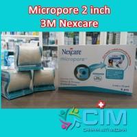 Micropore 2 inch 3M Nexcare