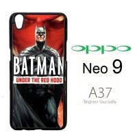 Batman Under Red Hood B0157 Casing HP Oppo Neo 9 / A37 rt Custom Cas