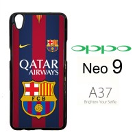 BARCELONA W3045 Casing HP Oppo Neo 9 / A37 Custom Case Cover