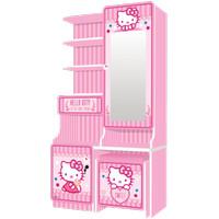 Meja Rias Anak Karakter Hello Kitty Cotton Candy Cinema DT KT 8011 CCC