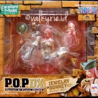 P.O.P DX Jewelry Bonney Original Japan Ver MegaHouse