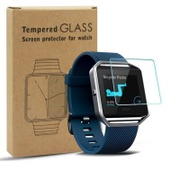 Fitbit Blaze Tempered Glass Screen Protector Film