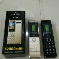 harga icherry i-cherry c107 handphone unik super besar bisa powerbank Tokopedia.com