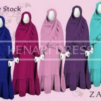 Kenari Dress / Gamis - Zaora Hijab