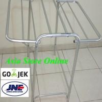 Jemuran Handuk Aluminium