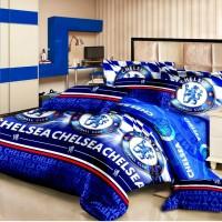 harga Sprei Club Bola Chelsea 180x200 Tokopedia.com