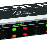 BEHRINGER DI4000 / DI 4000 Direct Box For Live And Studio Recording