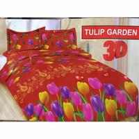 Bed Cover King Bonita Tulip Garden