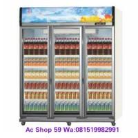 harga Showcase Gea Expo-1500ah/cn Display Cooler 3 Pintu Big Cfc Free Promo Tokopedia.com
