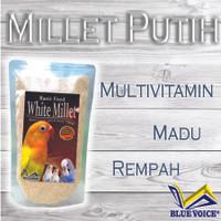 harga pakan burung Lovebird LB Love bird Milet putih white millet Tokopedia.com