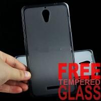 Softcase TPU Rubber Silikon Jelly Soft Back Case Coolpad Sky 3 E502