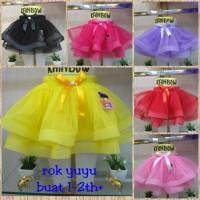 harga Baju Pesta / Gaun Pesta / Rok Balet / Tutu Anak (1-2 Y) Model Yuyu Tokopedia.com