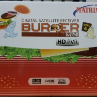 Receiver Matrix Burger S1 Mini