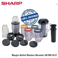 Blender Multifungsi Sharp Juicer Blazter SB-TW101/350W
