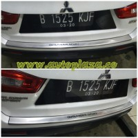 Rear bumper plate mitsubishi Outlander Sport