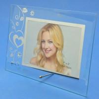 Bingkai foto kaca / Mirror Glass W177 7x5 (07759)